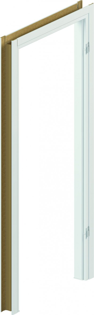 Door frames and transoms MINIMAX 100 mm Natural satin veneer ****