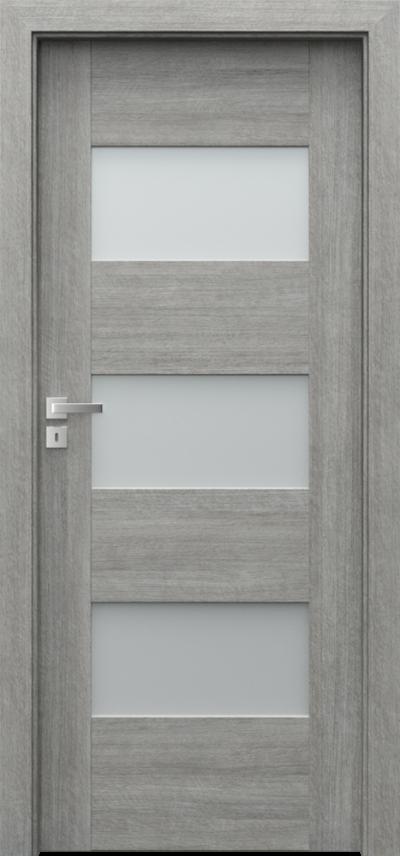 Drzwi wewnętrzne Porta KONCEPT K.3 Portalamino**** Dąb Srebrzysty