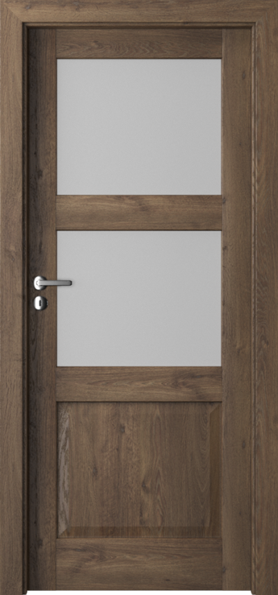 Interior doors Porta BALANCE  Portaperfect 3D veneer **** South Oak