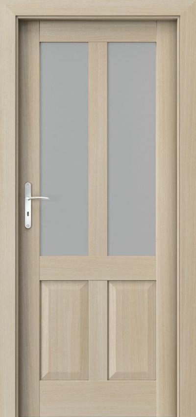 Drzwi wewnętrzne Porta HARMONY A.1 Okleina Portaperfect 3D **** Dąb Malibu