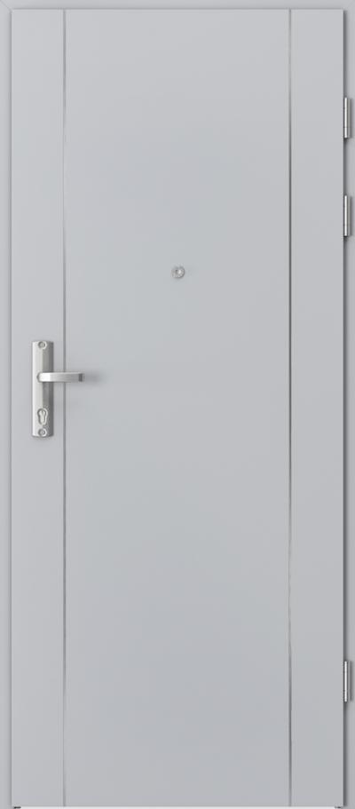 Drzwi wejściowe do mieszkania EXTREME RC3 intarsje 1