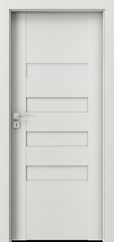 Interiérové dveře Porta KONCEPT  Fólie Portasynchro 3D *** Wenge White