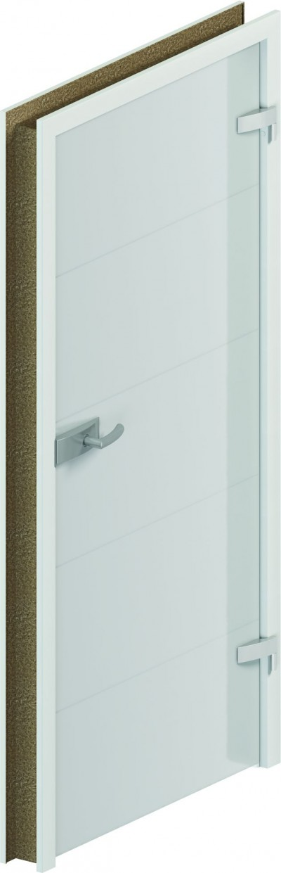Door frames and transoms Porta SYSTEM GK  Portadecor veneer *** White