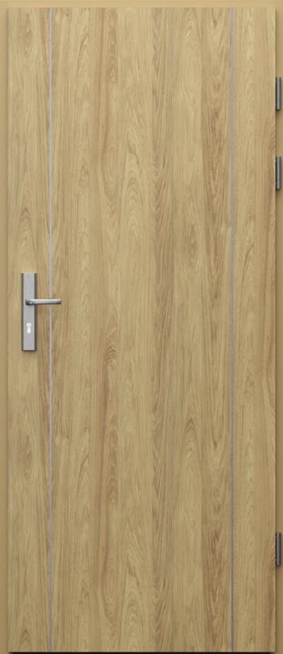 Podobne produkty                                  Drzwi techniczne                                  Akustyczne 27dB z ośc. metal + intarsje 1 CPL HQ