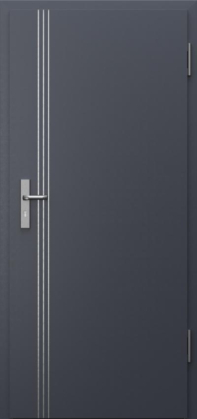 Technické dveře