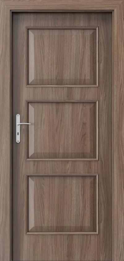 Drzwi wewnętrzne Porta NOVA 4.1 Okleina Portadecor *** Orzech Verona 2