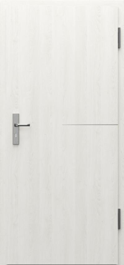 Drzwi techniczne INNOVO 42dB Intarsje 8 Gladstone