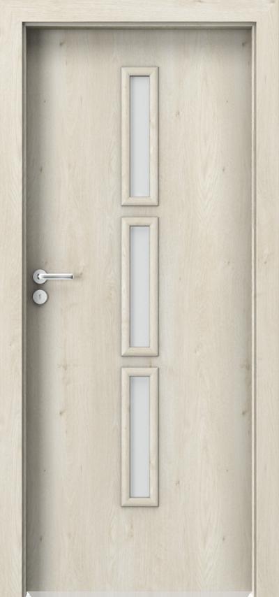 Interior doors Porta GRANDDECO 5.2 Portaperfect 3D veneer **** Scandinavian Oak