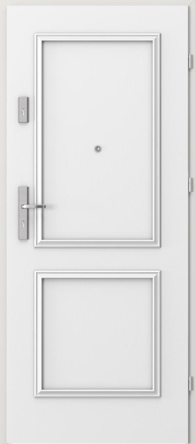 Drzwi wejściowe do mieszkania AGAT Plus ramka 1