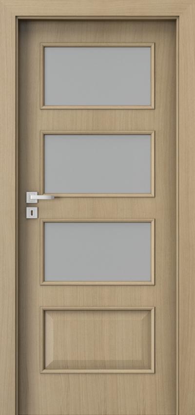 Podobne produkty Drzwi wejściowe do mieszkania Natura CLASSIC 5.4