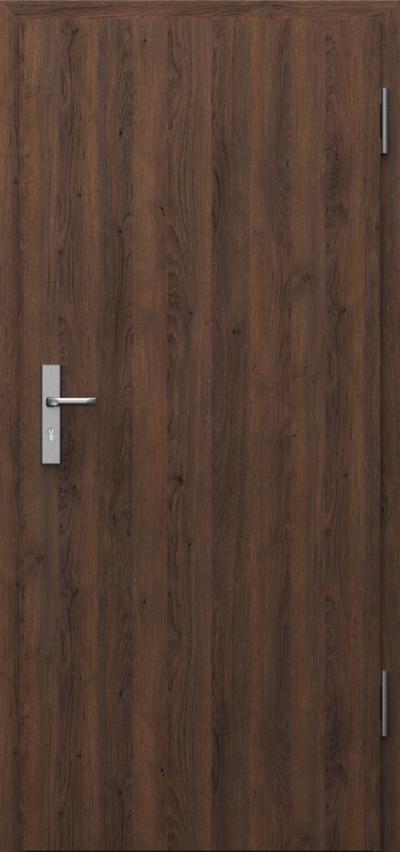 Drzwi techniczne INNOVO 37dB płaskie