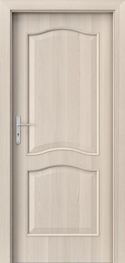 Interior doors Porta NOVA 7.1 Portadecor veneer *** White Walnut