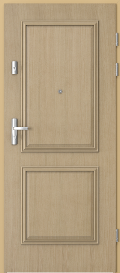 Drzwi wejściowe do mieszkania KWARC ramka 3