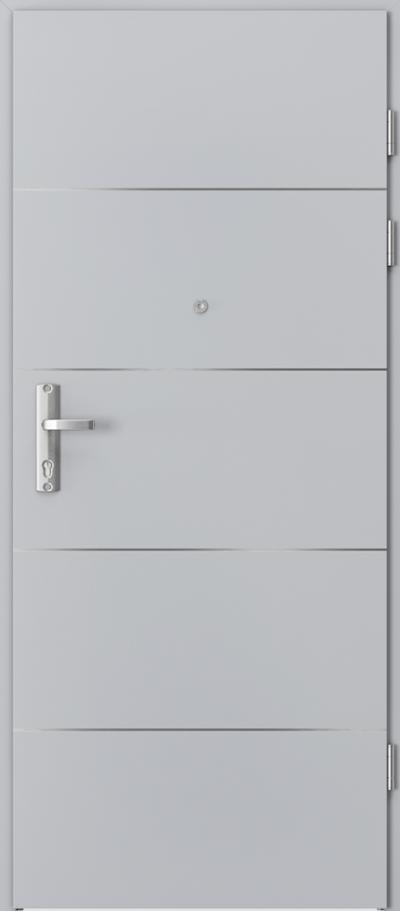 Drzwi wejściowe do mieszkania EXTREME RC3 intarsje 6
