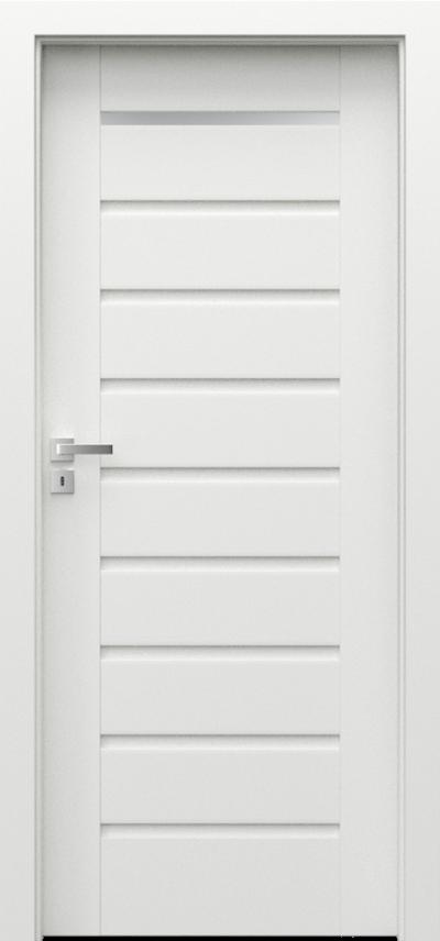 Drzwi wewnętrzne Porta KONCEPT A.1