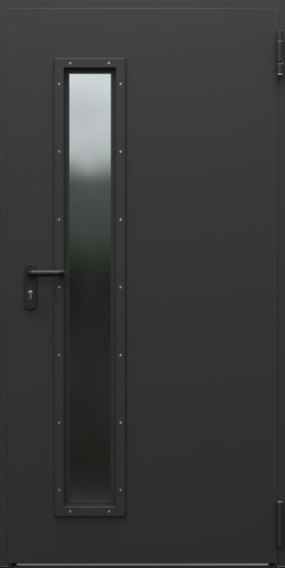 Podobne produkty                                  Drzwi techniczne                                  Steel EI 30 model 3