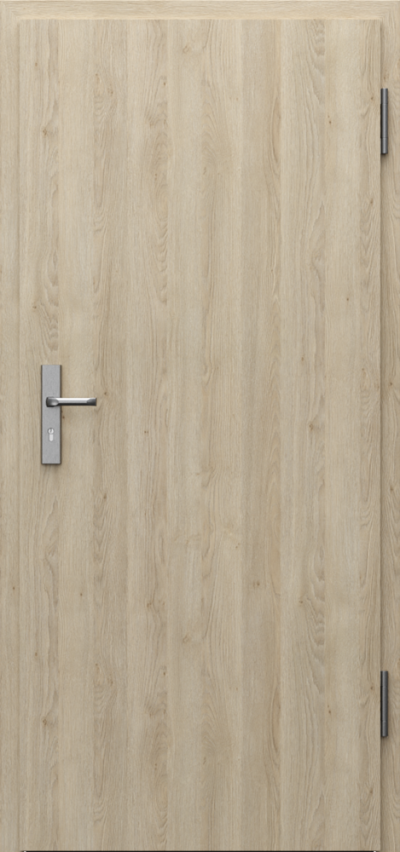 Technical doors INNOVO 37 dB   Sand Oak