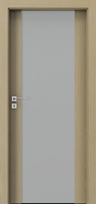 Drzwi wewnętrzne Villadora MODERN SpaceS03 Okleina Naturalna Select **** Dąb