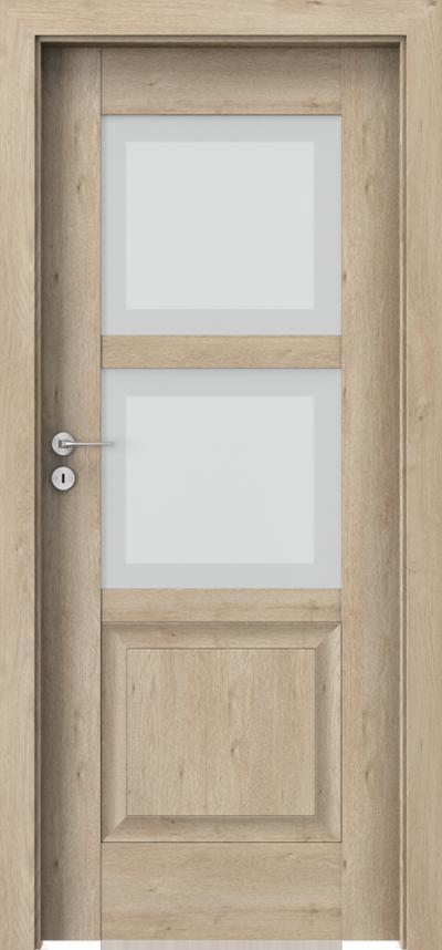 Drzwi wewnętrzne Porta INSPIRE B.2 Okleina Portaperfect 3D **** Dąb Klasyczny