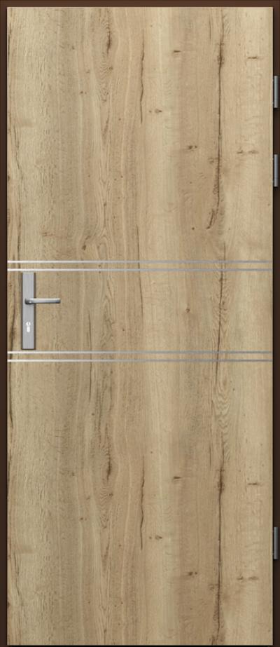 Podobne produkty                                  Drzwi techniczne                                  Akustyczne 27dB ukł. pionowy + intarsje 4