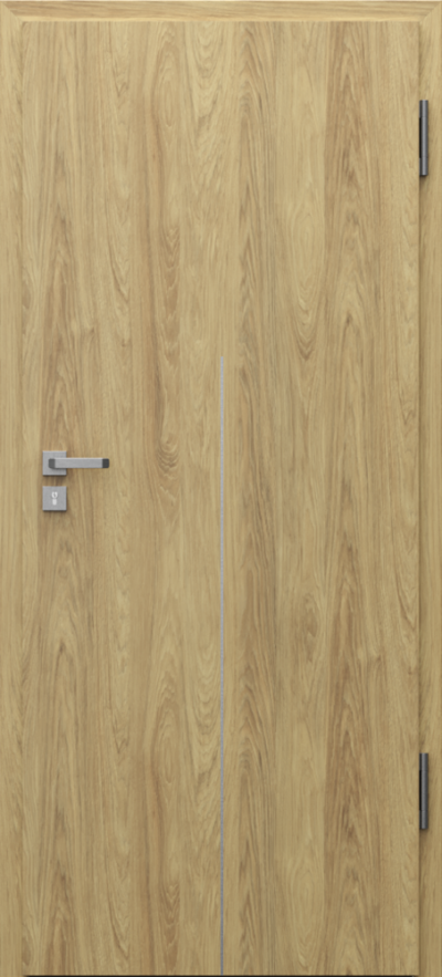 Technické dveře Porta SILENCE 37 dB EI 30
