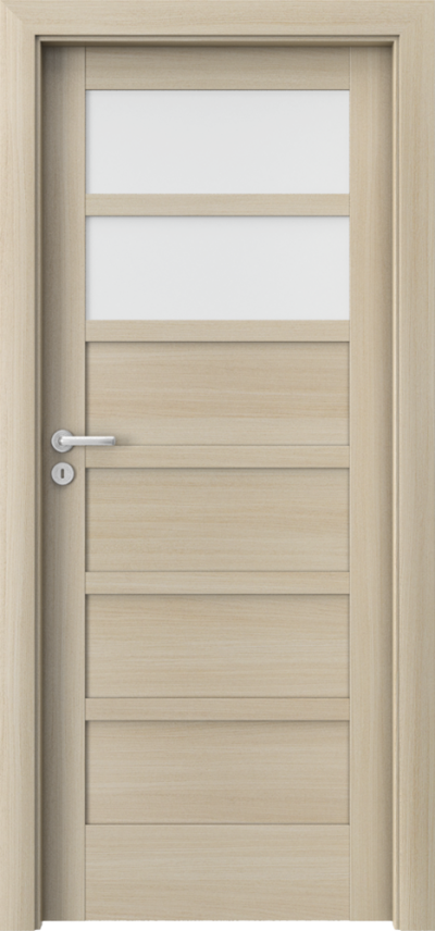 Drzwi wewnętrzne Porta VERTE HOME, A A.2 Okleina Portaperfect 3D **** Dąb Malibu