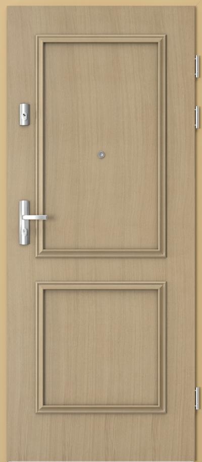 Drzwi wejściowe do mieszkania KWARC ramka 1