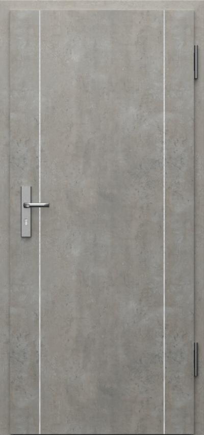 Podobne produkty                                  Drzwi wejściowe do mieszkania                                  INNOVO 37dB Intarsje 1