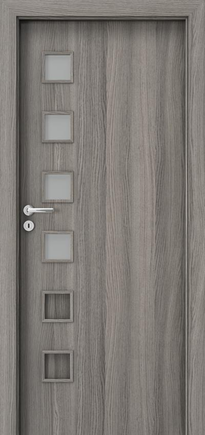 Interior doors Porta FIT A.4 CPL HQ 0.2 veneer ***** Oak Milano 4