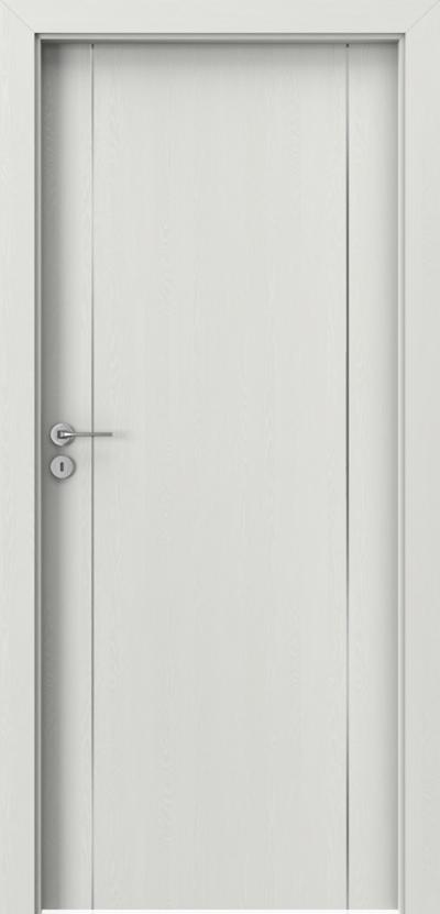 Drzwi wewnętrzne Porta LINE A.1 Okleina Portasynchro 3D *** Wenge White