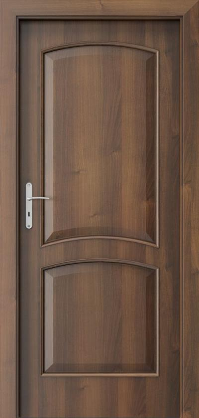 Interior doors Porta NOVA 6.1 Portadecor veneer *** Walnut