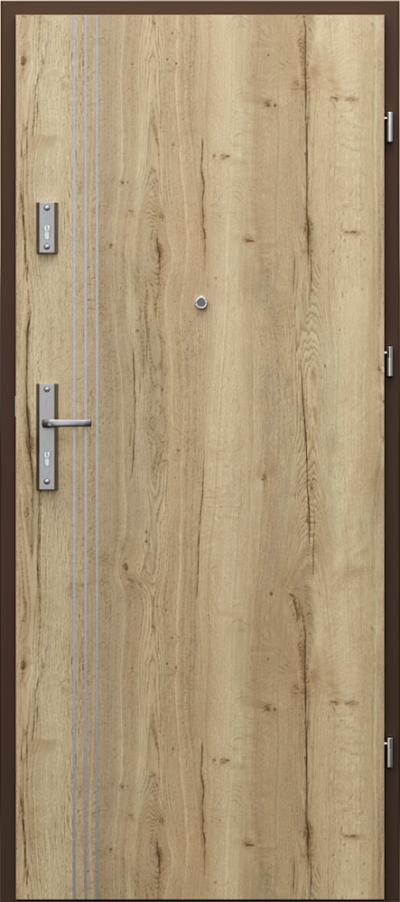 Podobne produkty                                   Drzwi wewnętrzne                                   OPAL Plus intarsje 3
