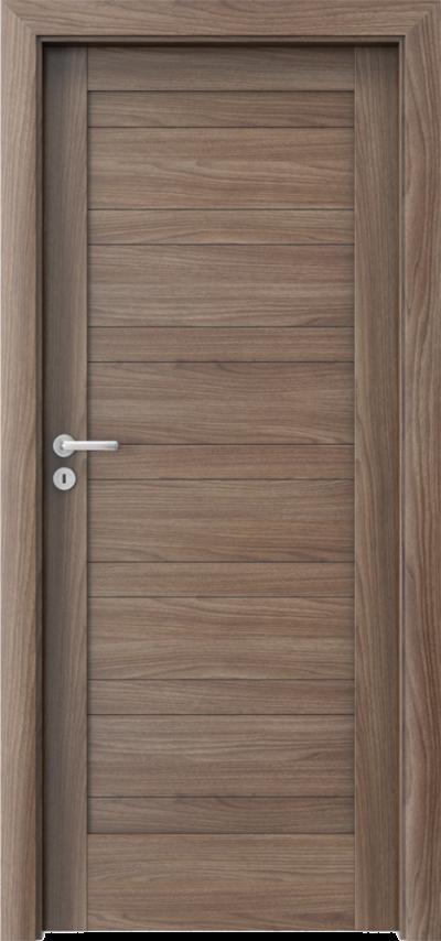 Drzwi wewnętrzne Porta VERTE HOME, D D.0 Okleina Portadecor *** Orzech Verona 2