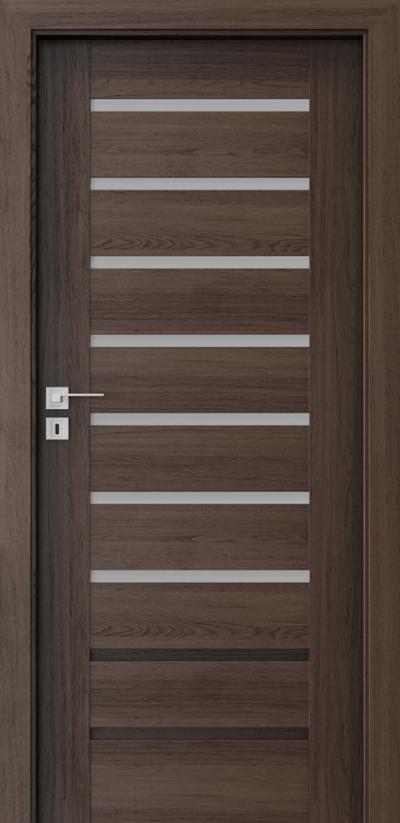 Interiérové dveře Porta KONCEPT A7