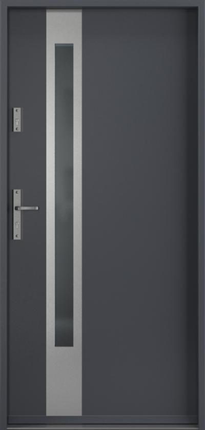 Podobne produkty Drzwi techniczne Steel SAFE RC2 z Thermo D1