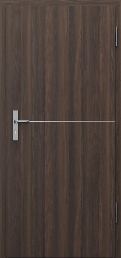 Drzwi techniczne INNOVO 42dB Intarsje 7