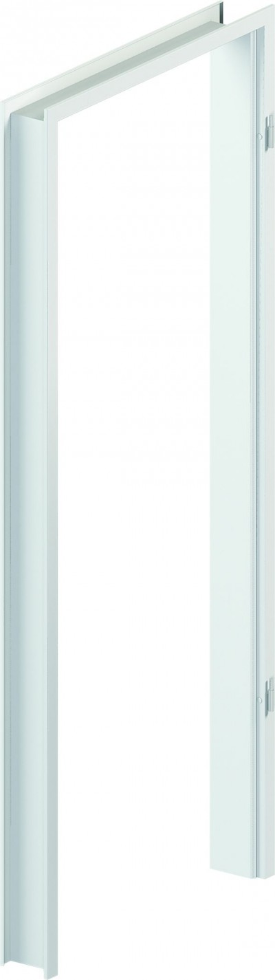 Door frames and transoms Angle-bar LARGE Large for masonry wall Polyester paint ***** White (RAL 9016)
