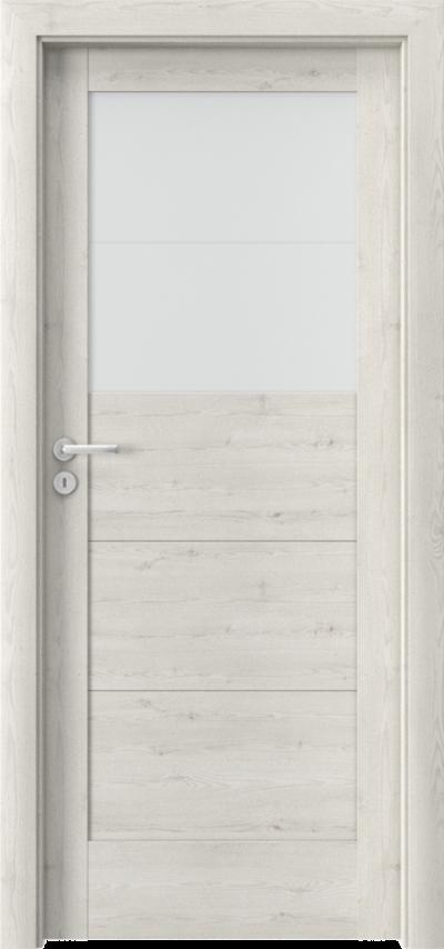 Drzwi wewnętrzne Porta VERTE HOME, B B.2 Okleina Portasynchro 3D *** Sosna Norweska
