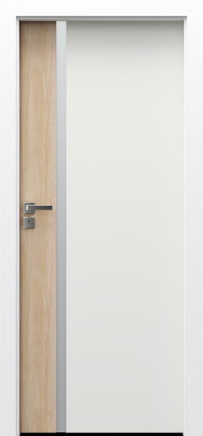 Drzwi wewnętrzne Porta DUO 4.A Okleina Portaperfect 3D **** Buk Skandynawski