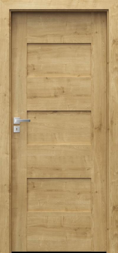 Drzwi wewnętrzne Porta KONCEPT K.0 Portalamino**** Dąb Angielski Hamilton