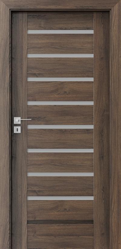 Interiérové dveře Porta KONCEPT A8