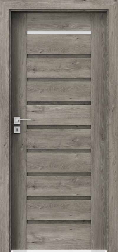 Interiérové dveře Porta KONCEPT A1