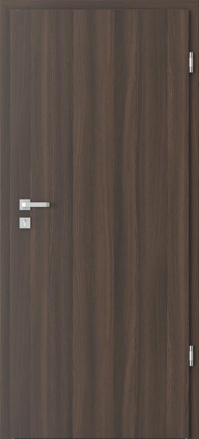 Drzwi techniczne Porta SILENCE Porta SILENCE 37 dB Okleina CPL HQ 0,2 ***** Dąb Milano 5