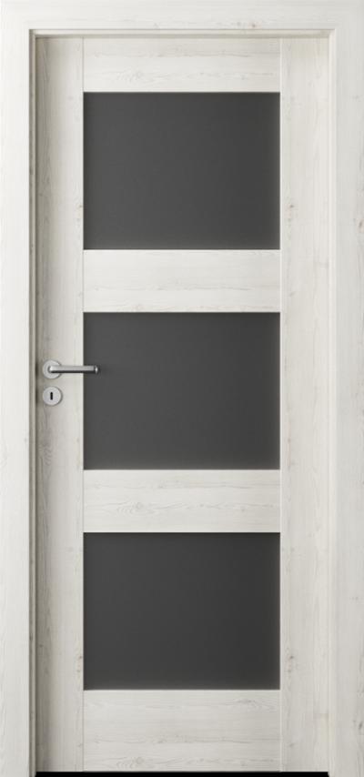 Drzwi wewnętrzne Porta VERTE PREMIUM, B B.3 Okleina Portasynchro 3D *** Sosna Norweska
