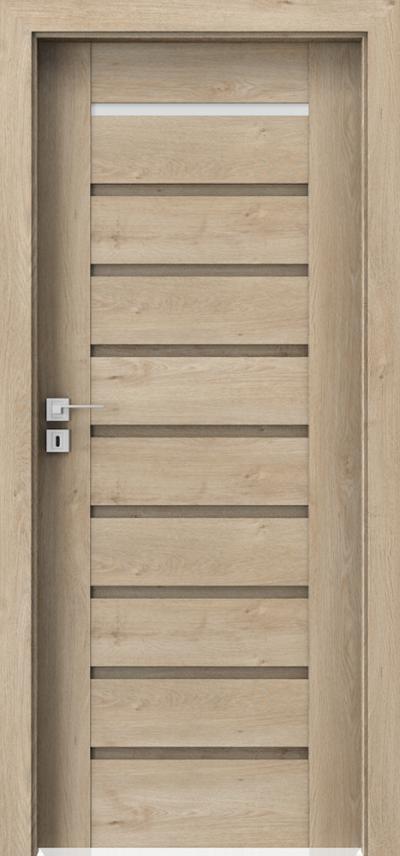 Drzwi wewnętrzne Porta KONCEPT A1