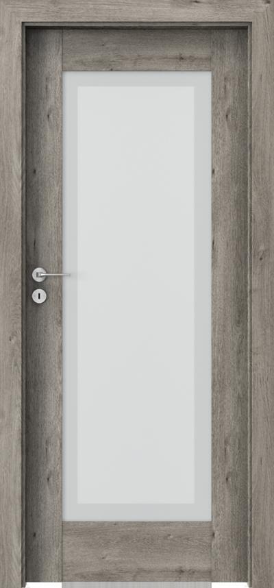 Drzwi wewnętrzne Porta INSPIRE A.1 Okleina Portaperfect 3D **** Dąb Syberyjski