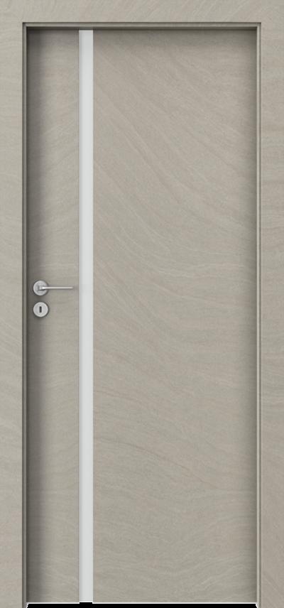 Drzwi wewnętrzne Porta FOCUS 4.A Okleina CPL HQ 0,2 ***** Piaskowiec