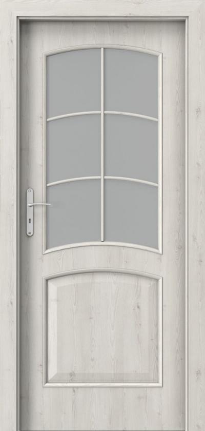 Drzwi wewnętrzne Porta NOVA 6.2 Okleina Portasynchro 3D *** Sosna Norweska