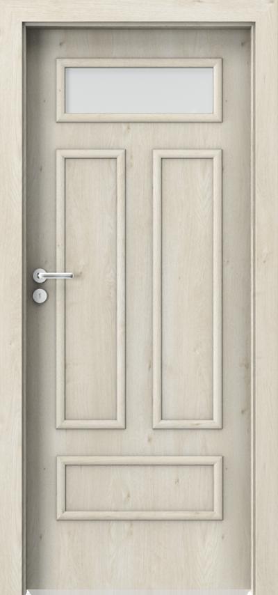 Drzwi wewnętrzne Porta GRANDDECO 2.2 Okleina Portaperfect 3D **** Dąb Skandynawski