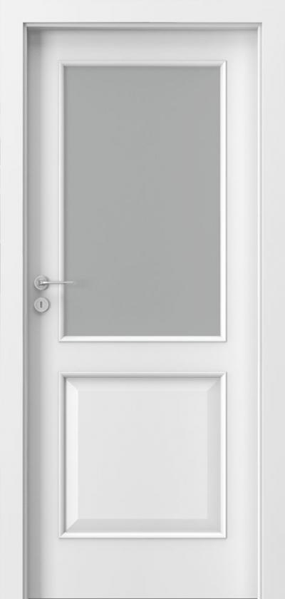 Drzwi wewnętrzne Porta NOVA 3.2 Okleina Portadecor *** Biały